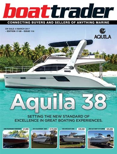 boat trader italy boat trader australia magazine 17 08 subscriptions