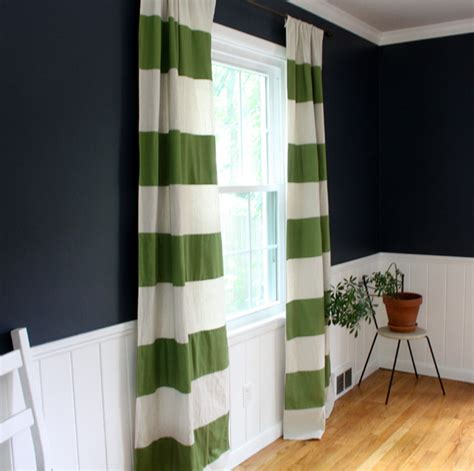 green stripe curtains green striped curtains 4 kinds of green striped curtains