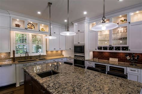 glass front kitchen cabinets transitional kitchen photo page hgtv