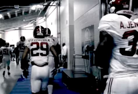 how alabama fans watched watch alabama fan drops awesome hype video