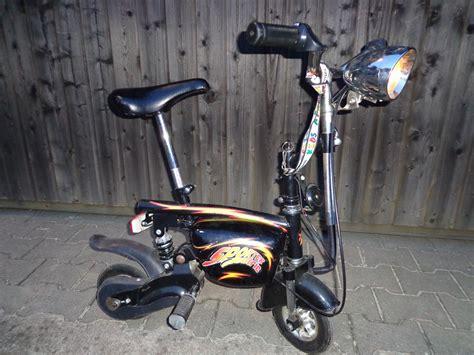 Kaufvertrag Motorrad Zugelassen by Sporter Electric Elektroroller E Scooter Mini Motorrad Ab