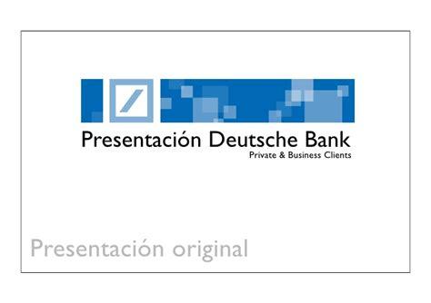 deutsche bank de deutsche bank
