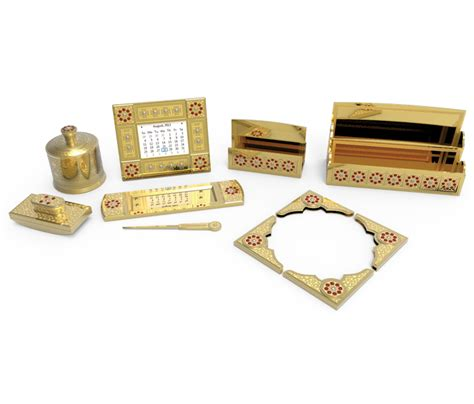Luxury Office Desk Accessories Desk Accessories Engraved Luxury Desk Accessories