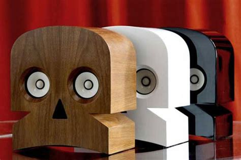 cool looking speakers 17 cool and unusual speakers that look great and sound