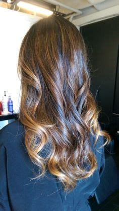 Detox Drip Shoo For Brunettes by Before After Caramel Balayage On Black Asian Hair Hair