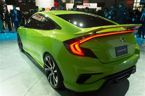 future honda civic honda civic concept first look motor trend
