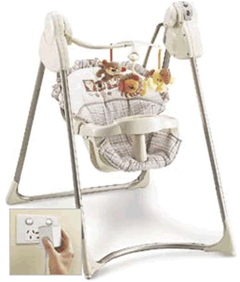 fisher price power plus swing reviews for fisher price power plus swing bub hub