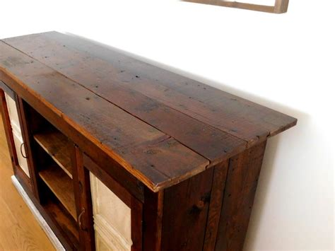 reclaimed wood media cabinet reclaimed wood media console tv stand center reclaimed