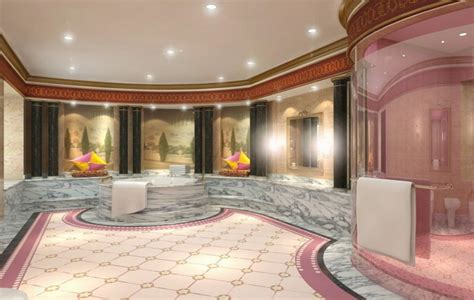 turkish bath interior design picture
