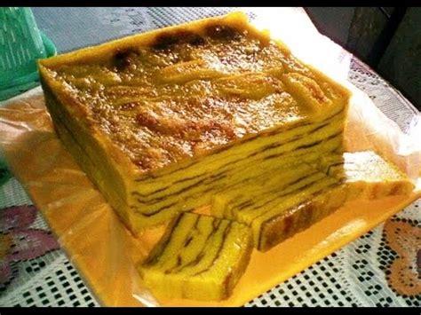 youtube membuat kue lapis resep cara membuat kue lapis maksuba lembut dan enak youtube