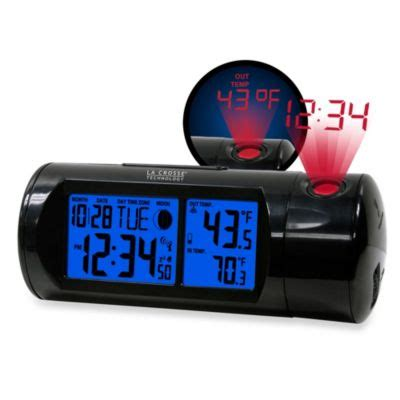 Buy Projection Clock From Bed Bath Beyond Clock That Shines Time On Ceiling