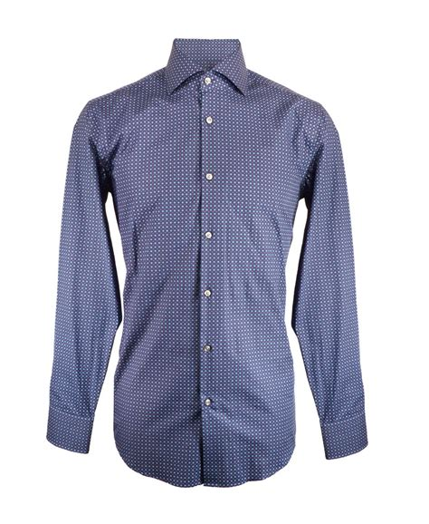 square pattern shirt name hugo boss navy with blue square pattern jaron shirt hugo