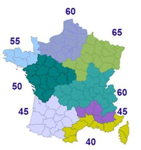 énergie Primaire Définition 5483 by Zone Climatique Rt 2012 Maison Design Apsip