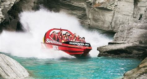 boat tour queenstown queenstown jetboating jetboat tours everything queentsown