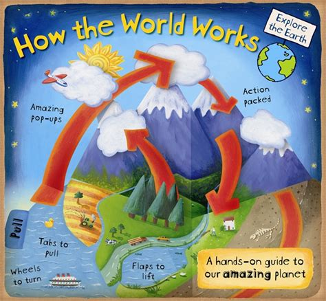 candlewick press how the world works
