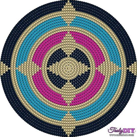 crochet bag base pattern base circular 28 mochila base pinterest patterns d1