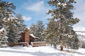 cabin rental in estes park colorado moose and tater