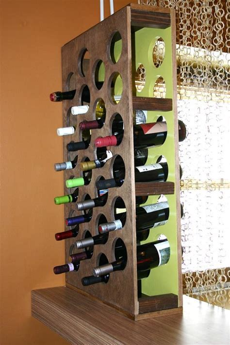 how to build a wine rack in a kitchen cabinet how to build a handcrafted wine rack hgtv
