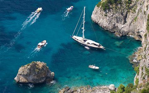 boat tour capri boat tours of capri italy blue sea capri