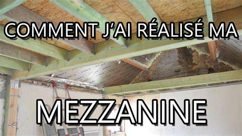 comment faire une mezzanine 1276 comment faire une mezzanine