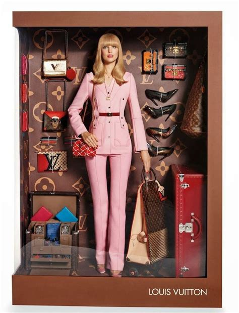 design clothes in real life 11 real life designer barbie dolls from vogue paris