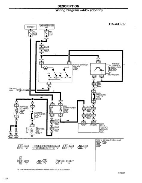 chevrolet air conditioning wiring diagram get free image