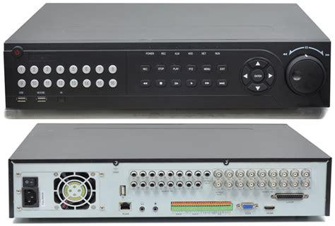 Format Hard Disk Dvr | 16 ways hd dvr hard disk video d1 format series