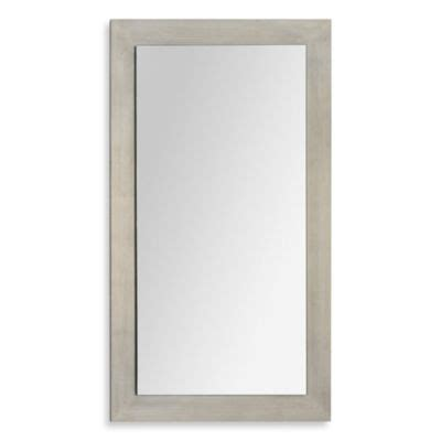 Bed Bath And Beyond Mirrors by Ren Wil Francine 46 Inch X 26 Inch Mirror