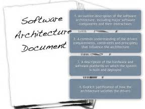 software architecture document template software architecture document guidelines