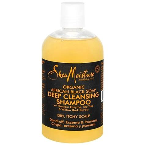 Shea Moisture Detox And Refresh Conditioner Review by Shea Moisture Organic Black Soap Cleansing