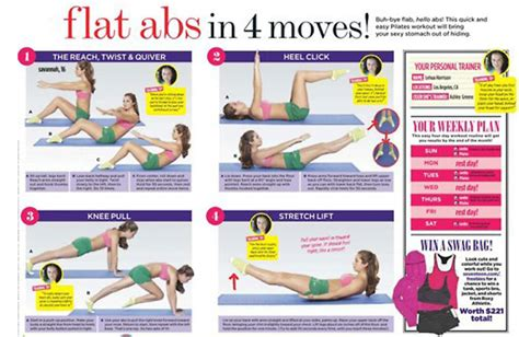 bridal fitness  paper tone  abs  pinterest