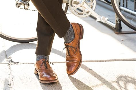 the best business casual shoes for fall he spoke style