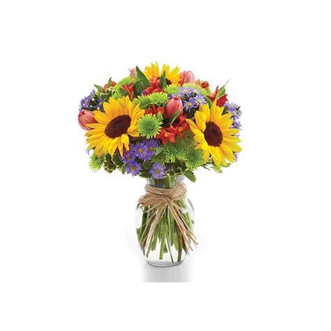 Centerpieces Vase European Garden Bouquet For Spring Flowerama St Paul