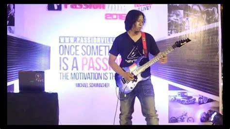 tutorial gitar cannon rock quot gendar noise quot semarang canon rock bakat gitar