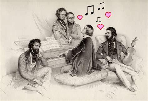 imagenes romanticismo musical introducci 243 n a la m 250 sica del romanticismo m 250 sica da capo