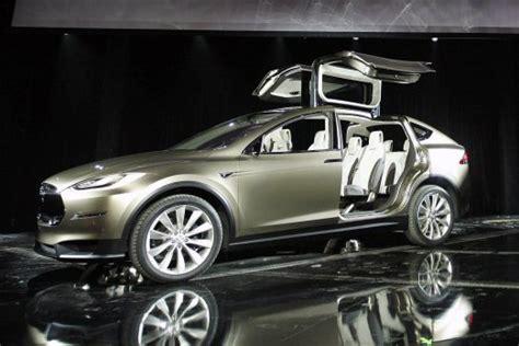 Upcoming Tesla Models Upcoming Tesla Model X