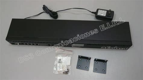 Router Mikrotik Rb1100 router mikrotik de 5 puertos gigabit 10 100 routeos l5