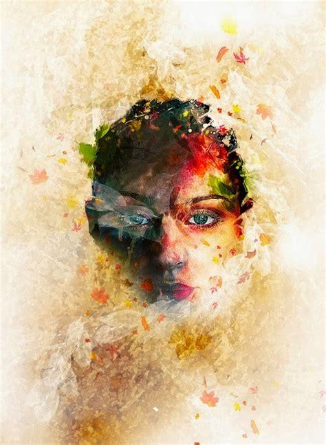 watercolor tutorial photoshop cc 50 tutoriales de photoshop con asombrosos efectos oye
