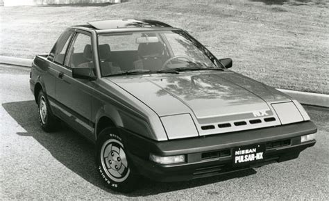nissan pulsar 1983 1983 nissan exa turbo related infomation specifications
