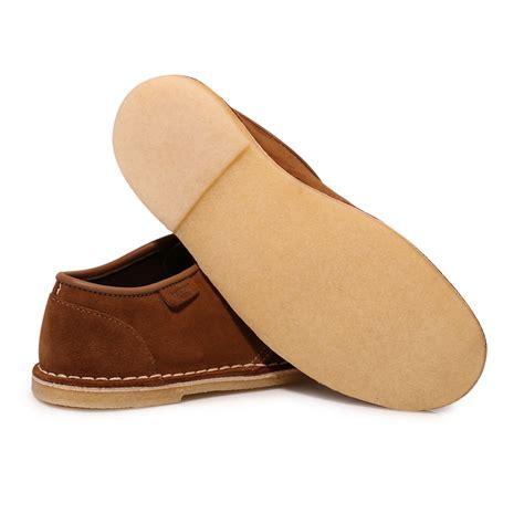 clarks mens suede boots clarks originals mens jink suede lace up brown boots shoes