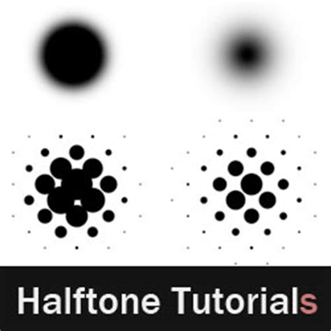 halftone pattern effect photoshop halftone photoshop tutorials psddude