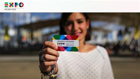 expo prezzo ingresso expo 2015 apertura anticipata e season pass