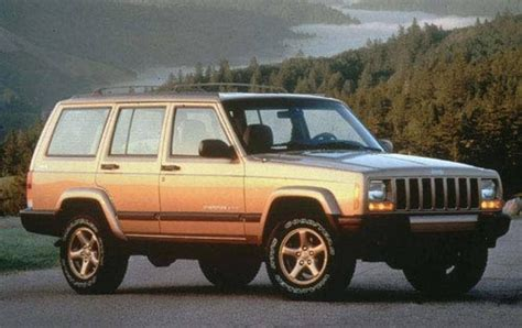 jeep xj stock 1999 jeep cherokee information and photos zombiedrive