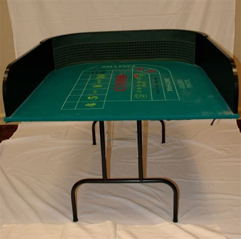 craps tables and practice rigs your technique