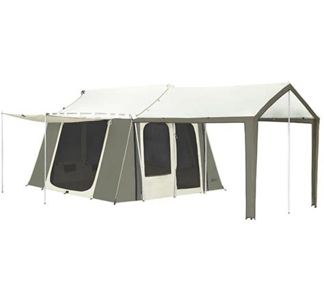 Tents With Awnings by Kodiak Canvas 12 X 9 Cabin Tent With Awning Sportsman S