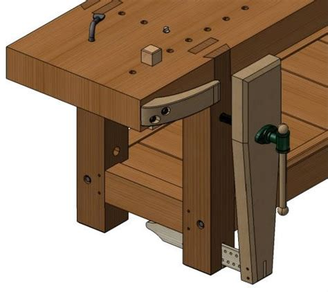 workbench   final design woodworking bench plans