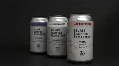 Cold Brew Gets a Clean Slate Coffee Roasters Treatment in Seattle   Daily Coffee News by Roast