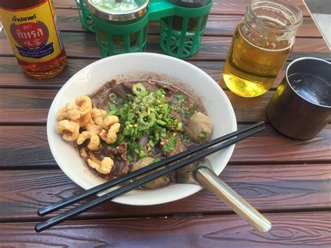 mexican goodies first - Pye Boat Noodle Happy Hour
