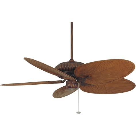 fanimation belleria 52 inch outdoor ceiling fan tortoise