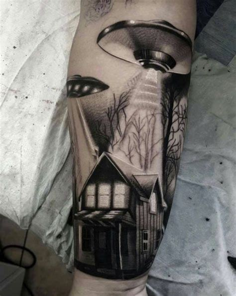 alien abduction tattoo 25 best ideas about ufo on
